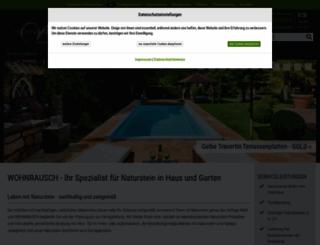 wohnrausch.net screenshot