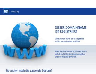 woichsteh.de screenshot