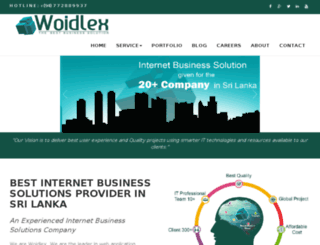 woidlex.com screenshot
