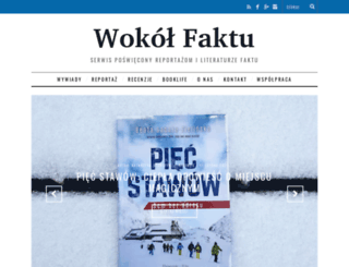 wokolfaktu.pl screenshot
