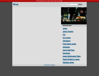 wol.iw.org screenshot
