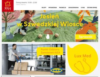 wolapark.pl screenshot