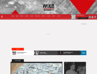 wolb1010.com screenshot