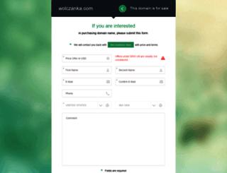 wolczanka.com screenshot
