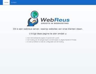 wolfdenmedia.nl screenshot