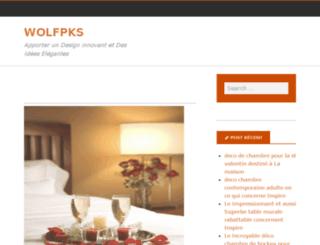 wolfpks.com screenshot