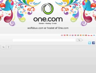 wolfsbux.com screenshot