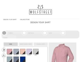 wolfstreet.pk screenshot