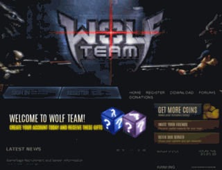 wolfteam.eterniagames.com screenshot
