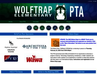 wolftrappta.membershiptoolkit.com screenshot