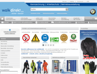 wolkshop.de screenshot