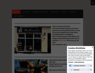 wollzauber-goettingen.de screenshot