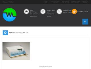 wolmed.net screenshot