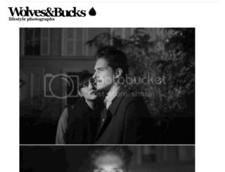 wolvesandbucks.blogspot.com screenshot