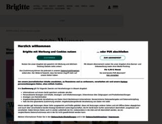 woman.brigitte.de screenshot