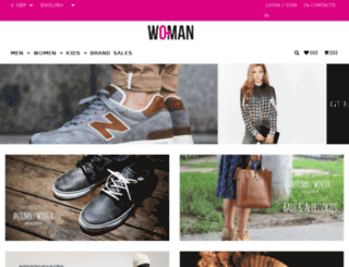 womanaccessorimoda.it screenshot