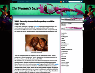 womanbuzz.blogspot.com screenshot