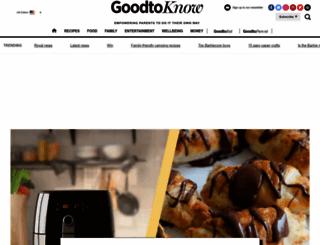 womansweekly.com screenshot
