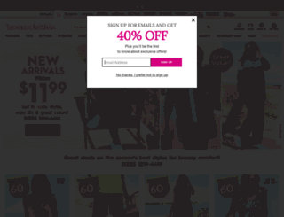 womanwithin.com screenshot