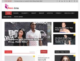 women-arena.com screenshot