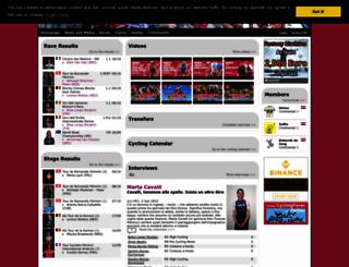 women.cyclingfever.com screenshot