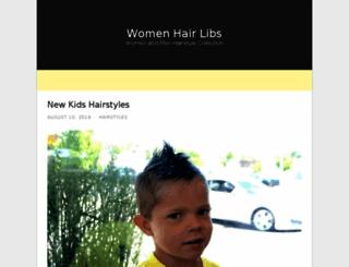 womenhairdie.us screenshot