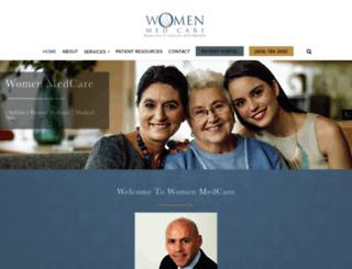womenmedcare.com screenshot