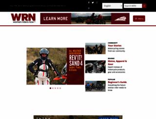 womenridersnow.com screenshot