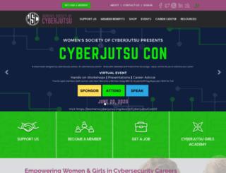 womenscyberjutsu.site-ym.com screenshot