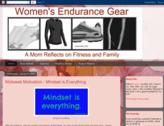 womensendurancegear.com screenshot