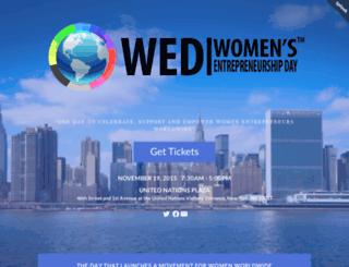 womensentrepreneurshipday.splashthat.com screenshot