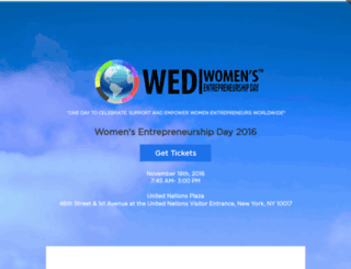 womensentrepreneurshipday2016.splashthat.com screenshot