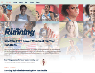womenshalfmarathon.com screenshot