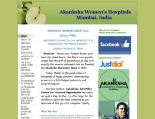 womenshealthindia.com screenshot