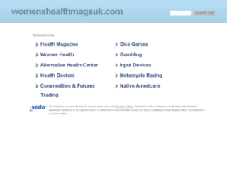 womenshealthmagsuk.com screenshot