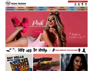 wonatrading.com screenshot