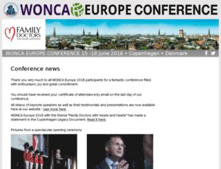 woncaeurope2016.com screenshot