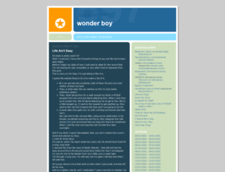 wonderboyblog.blogspot.nl screenshot