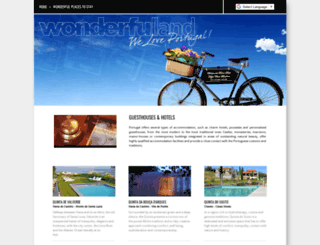 wonderfulland.com screenshot