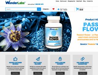 wonderlabs.com screenshot
