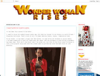 wonderwomanrises.blogspot.com screenshot