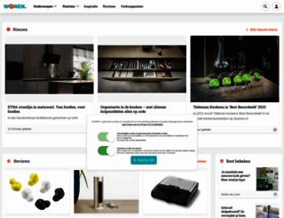 wonen.nl screenshot