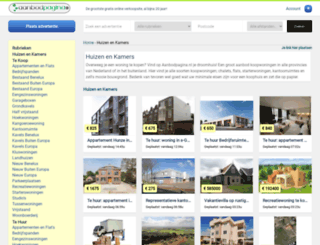 woningen-te-huur.aanbodpagina.nl screenshot