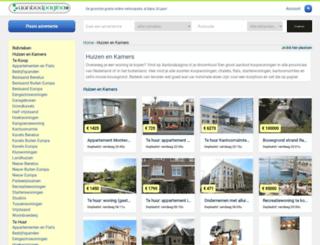woningen-te-koop.aanbodpagina.nl screenshot