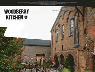 woodberrykitchen.com screenshot