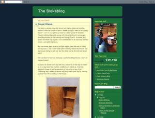 woodbloker.blogspot.it screenshot