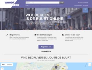 woodekeesnl.codebnb.me screenshot