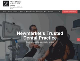 woodental.com screenshot