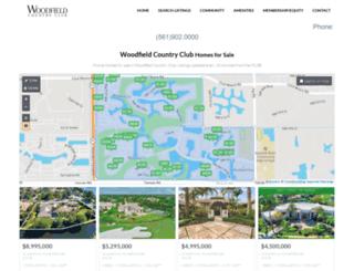 woodfieldproperty.com screenshot