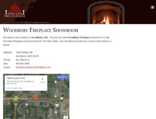 woodfireplacesandstoves.com screenshot
